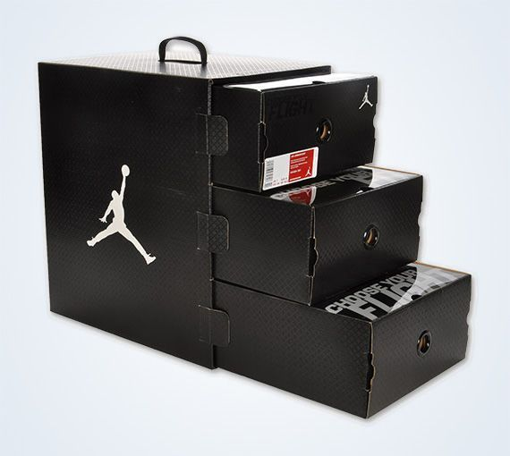 info for bd95a 6dc4d Jordan 2012 - 2012 - The Complete History of Air Jordan Sneaker Boxes    Complex