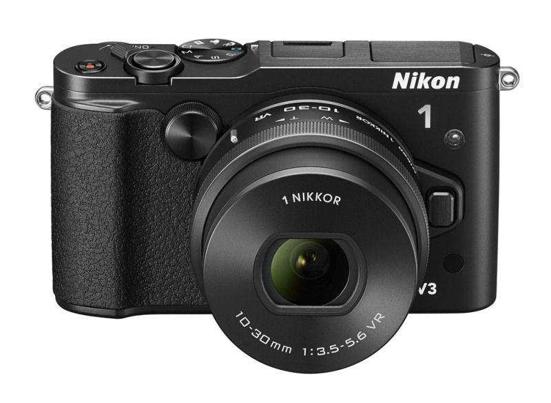 Nueva Nikon 1 V3, velocidad y rendimiento profesional asegurado