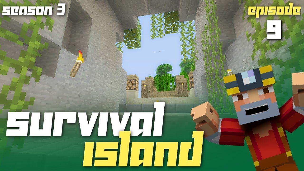 Minecraft Xbox One Survival Island Season 3! (Ep.9