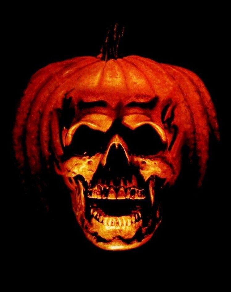 Now That Is One Terrifying Jack O Lantern Halloween