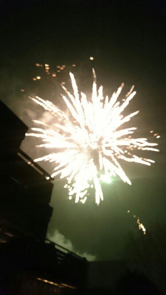 Frohes neues Jahr aus Hamburg