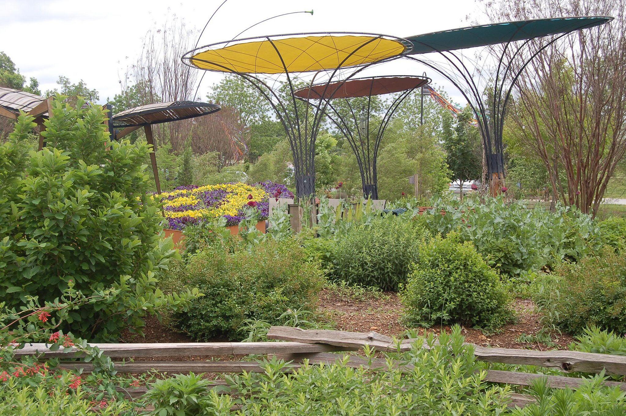 Botanical Gardens Of The Ozarks Fayetteville Arkansas