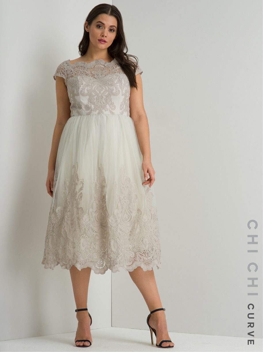 bc064eb7b08c Chi Chi Curve Heather Dress | Say yes to the.....