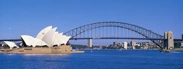 When I was a child I used to drive my parents crazy with my dreams of visiting Sydney.  I am soooo lucky to have been there a few times now as my hubby's brothers live there :-)  #favouritecityintheworld #loveaustralia