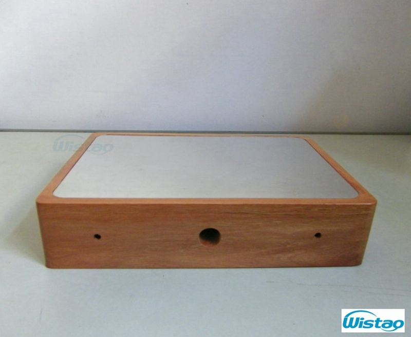 DIY Luxurious Wooden Casing Rosewood Cabinet Housing Coupled with