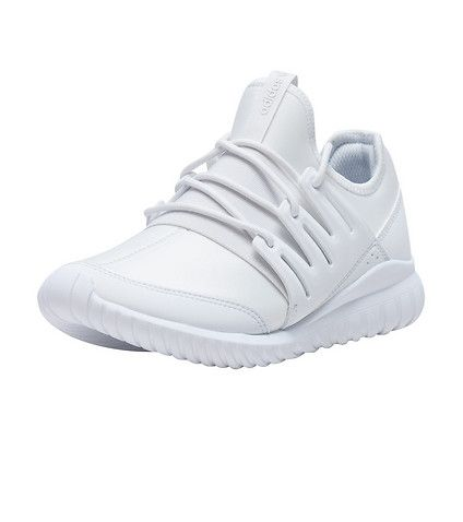 53b0d20b4e22 adidas GIRLS TUBULAR RADIAL White