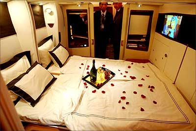 This Is Not A Hotel Room This Is A Plane First Class