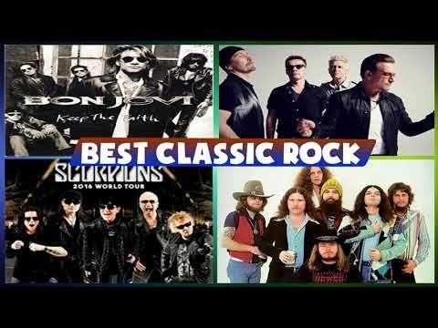 Bon Jovi, U2, Scorpions, Guns N' Roses : Greatest Hits - Best Rock