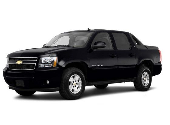 2010 Chevrolet Avalanche Owners Manual