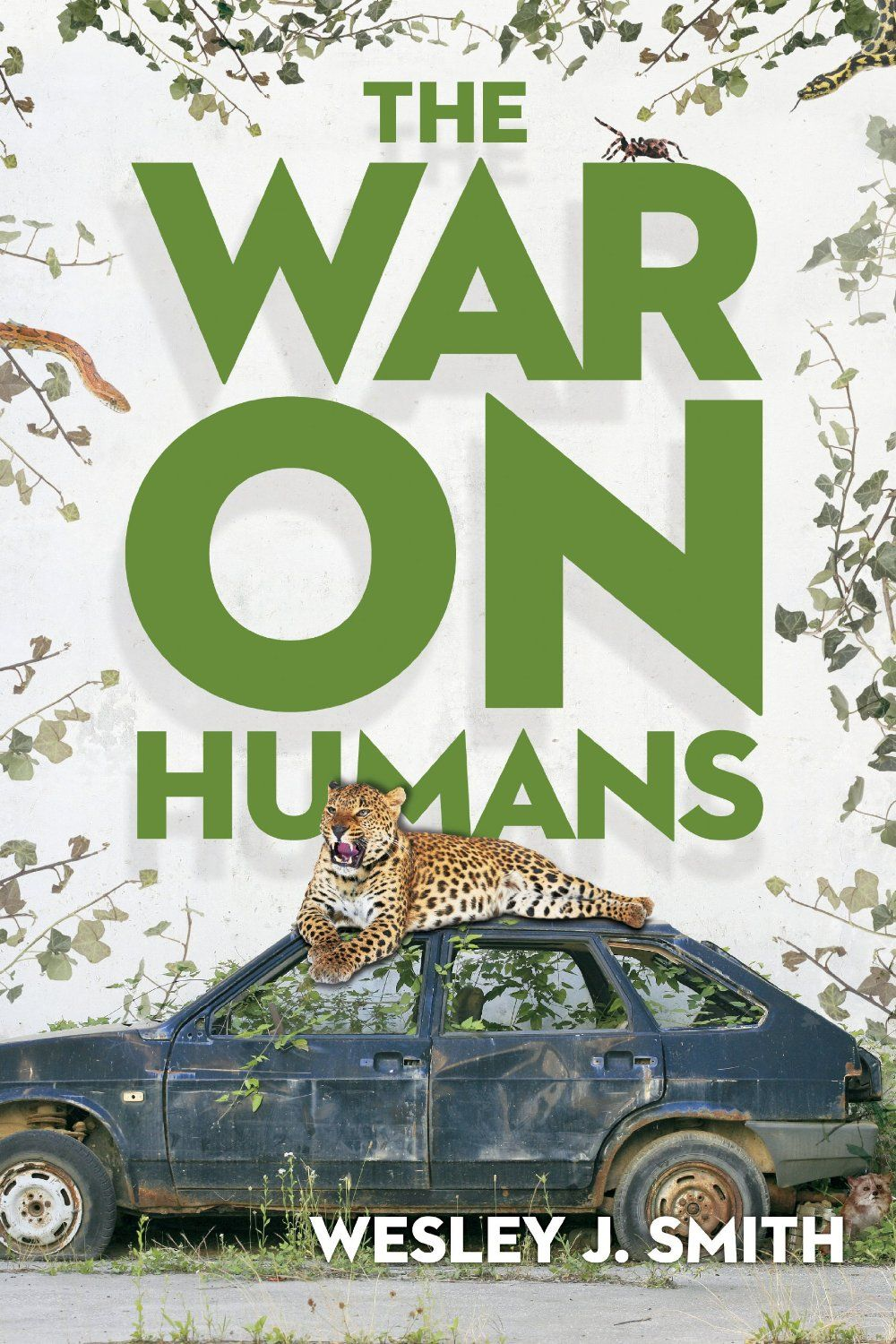 The War on Humans  ($2.41) http://www.amazon.com/exec/obidos/ASIN/B00I9PWR7C/hpb2-20/ASIN/B00I9PWR7C