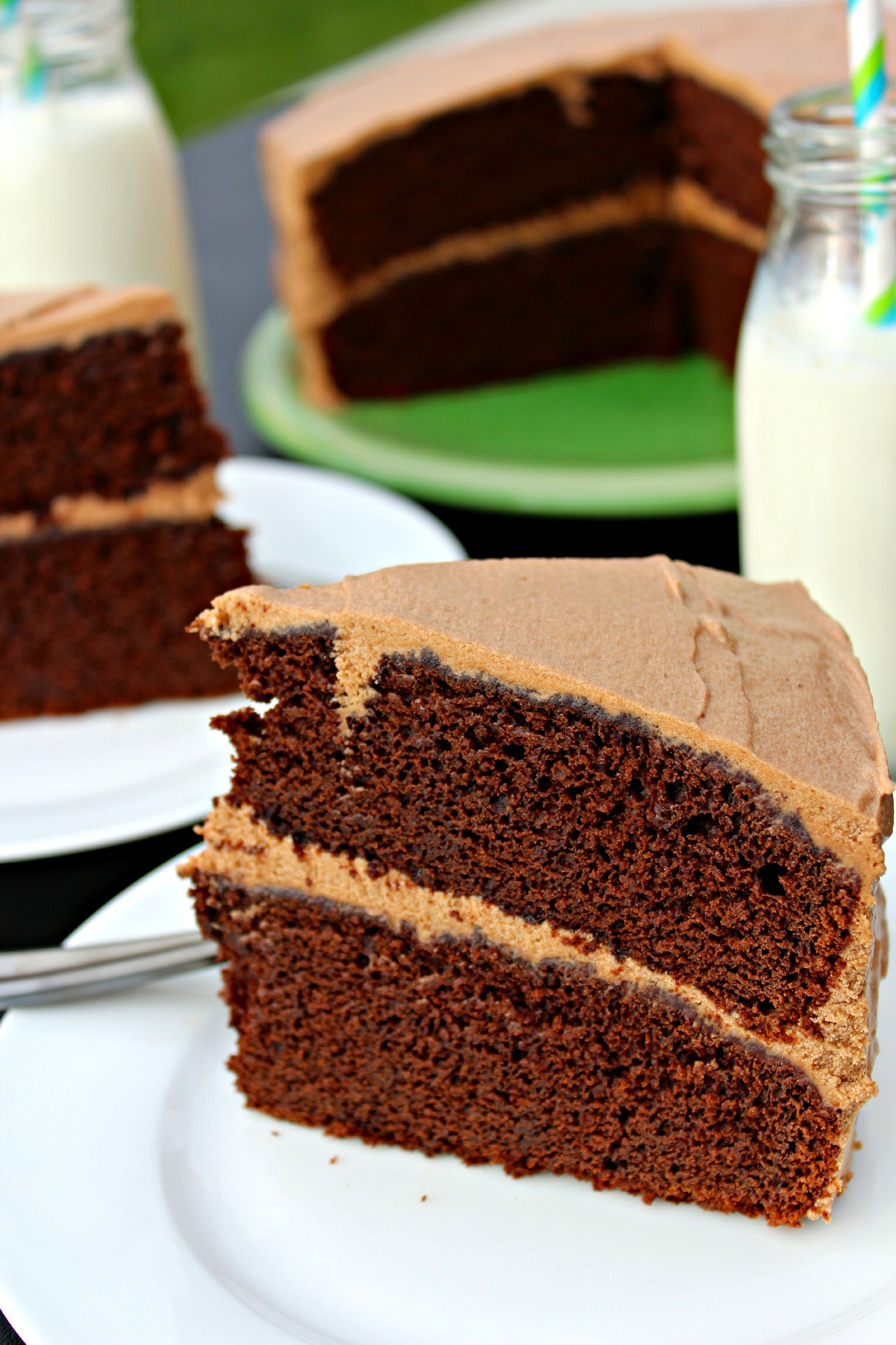 Coffee Lover's Chocolate Mocha Cake The Complete