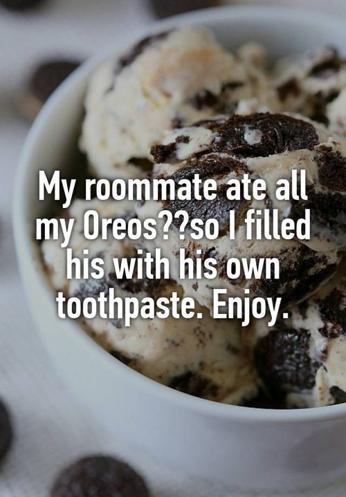 Craziest Roommate Confessions That Will Make You Happy You Live Alone
