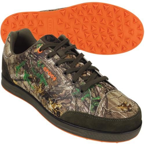 de0833fe7 Crocs Mens Karlson Realtree Xtra Golf Shoes  Crocs  Realtree  Camo  Golf   TGW.com