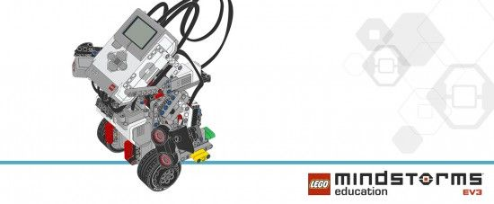 Robot Square Lego Mindstorms Ev3 Education 45544 Instructions