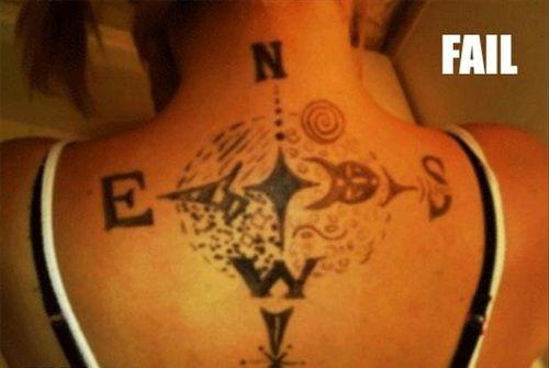 Roliga Tatueringar
