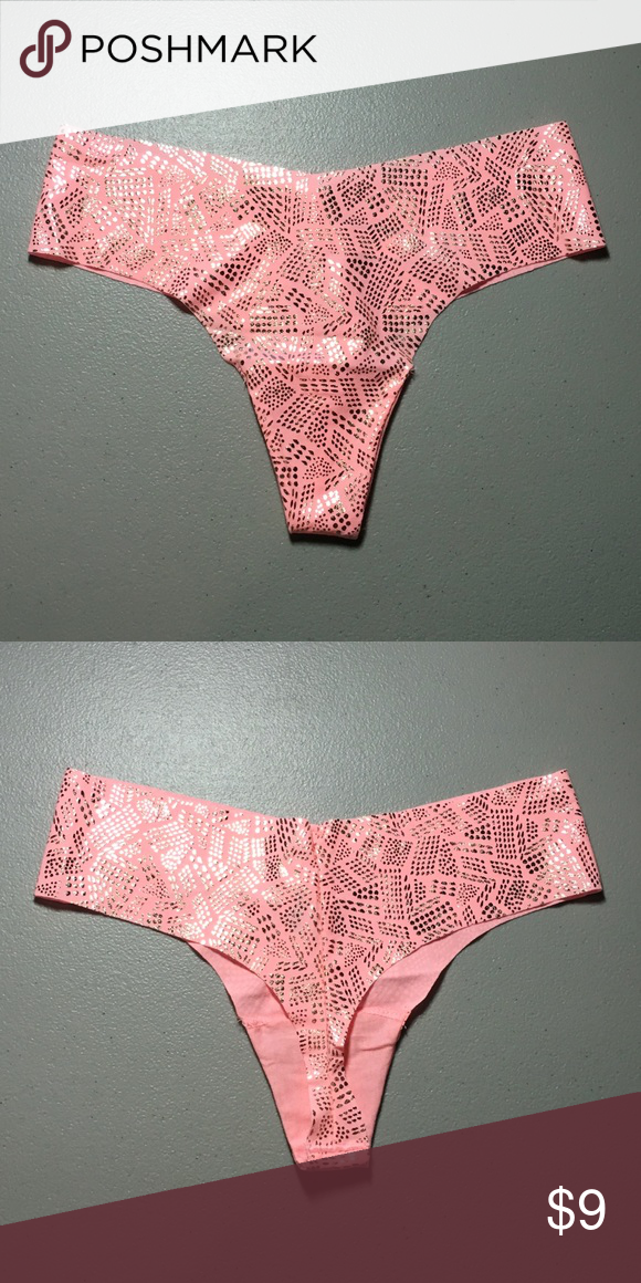 f64c16493a20 ❤️Sexy Illusions No Show Thong Panty ❤ Supersmooth, seamless and totally  elastic-free: with laser-cut edges and mesh in back, this hiphugger cuts  the ...