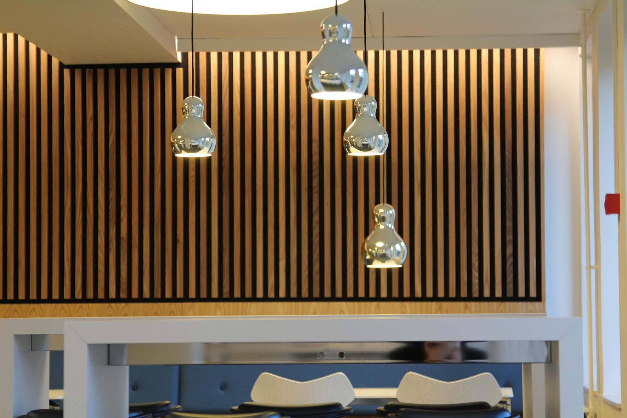 beautiful interior design in a danica pension canteen - by ole, Innenarchitektur ideen