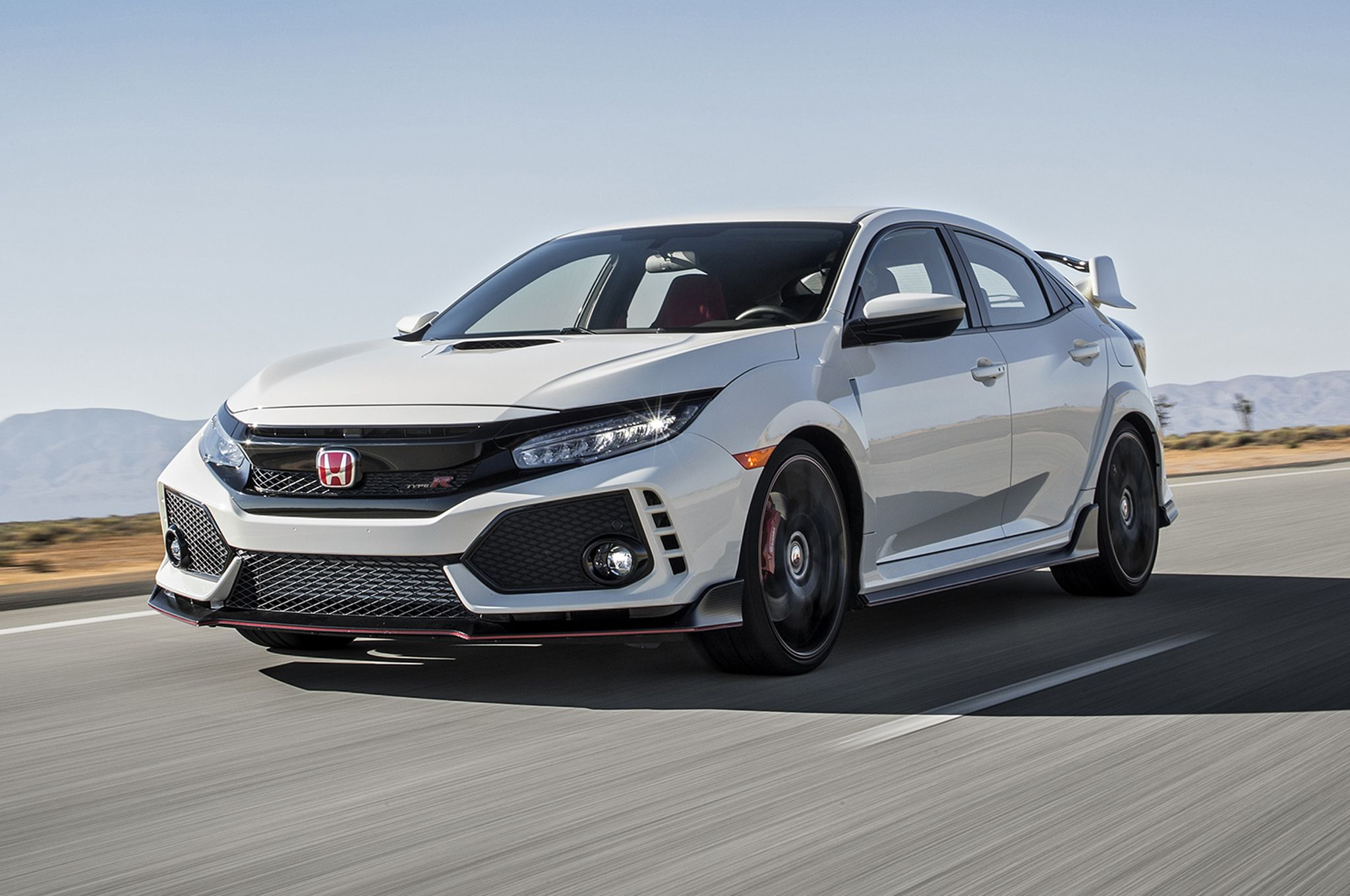 2017 Honda Civic Type R First Test Review: Worlds Greatest Hot ...