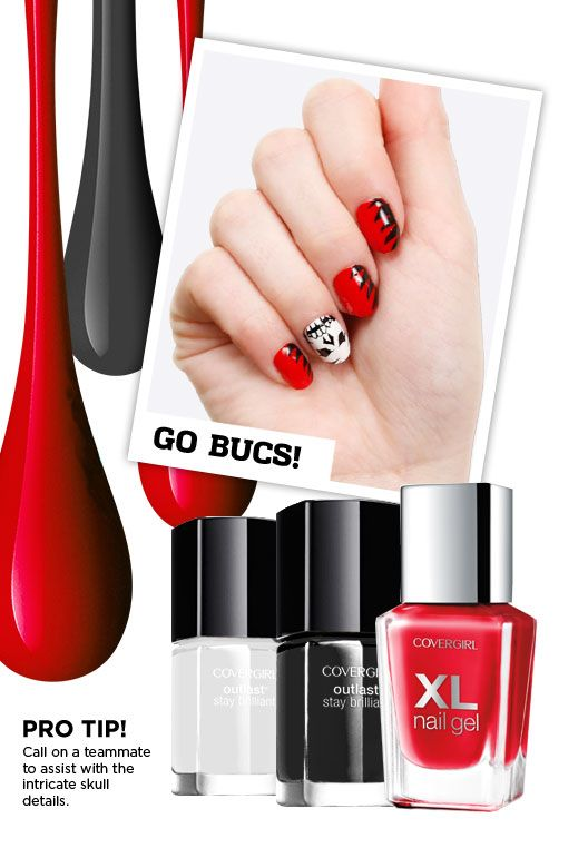 Spice up your game day outfit or finish off the details of your ...