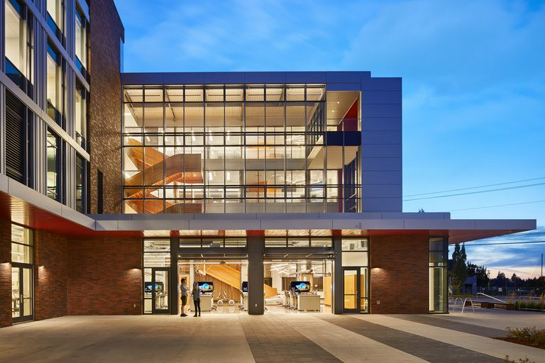 WSU Everett University Center Education Snapshots