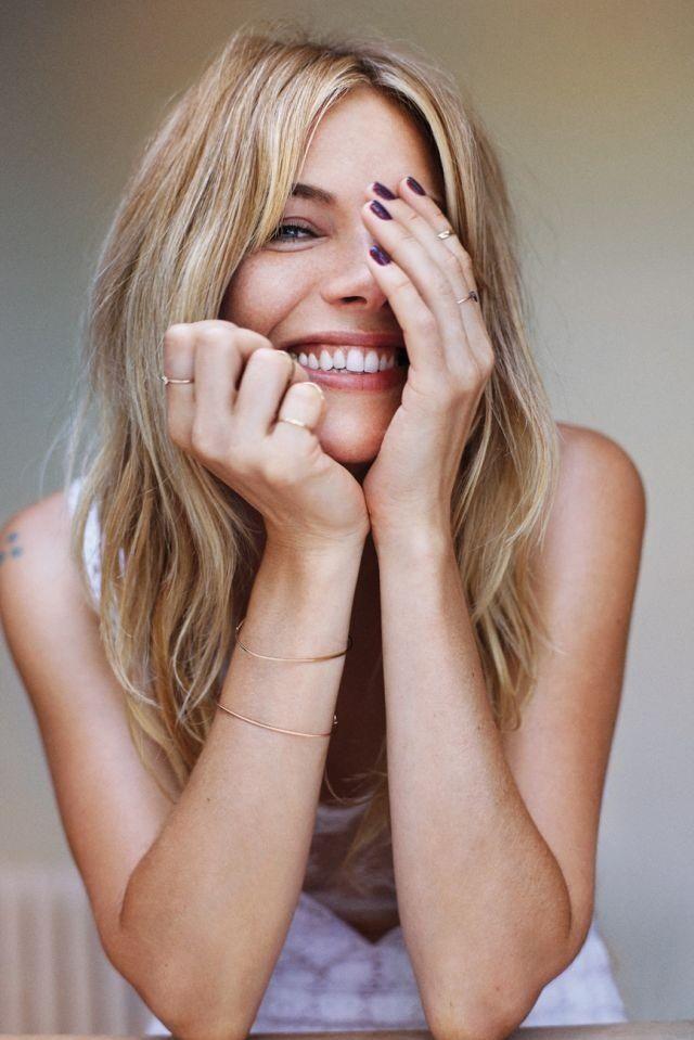 Sienna Miller - ELLE UK Magazine November 2019 • CelebMafia