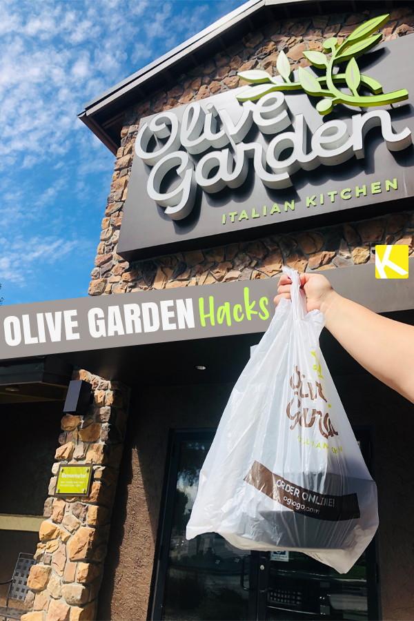 Olive Garden Hacks 24 Secrets Straight from Your Server