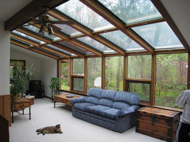 New Four Seasons Sunroom Repair