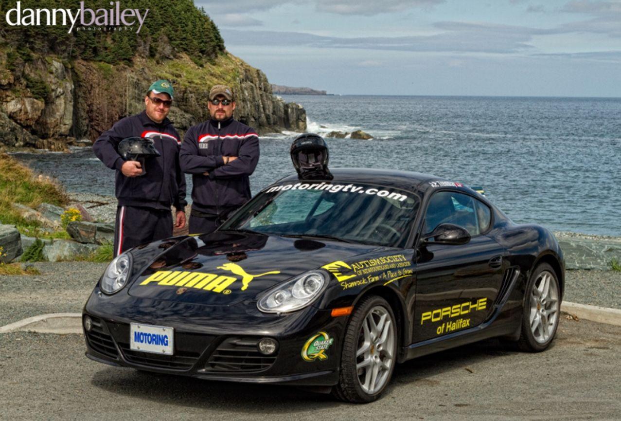 Porsche Cayman / car
