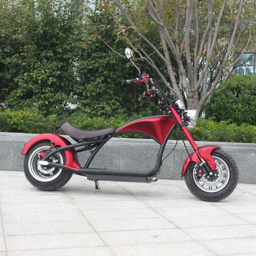 Citycoco Electric Scooter Rooder Super Chopper R804 M1 With Eec Coc Vin China Shenzhen Rooder Technology Electric Scooter Scooter Chopper