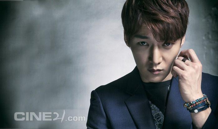 Cine21, No. 962, Choi Jin Hyuk