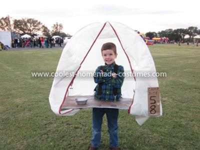 If youu0027re willing to cannibalize a tent.  sc 1 st  Pinterest & If youu0027re willing to cannibalize a tent... | Rainy Day Halloween ...