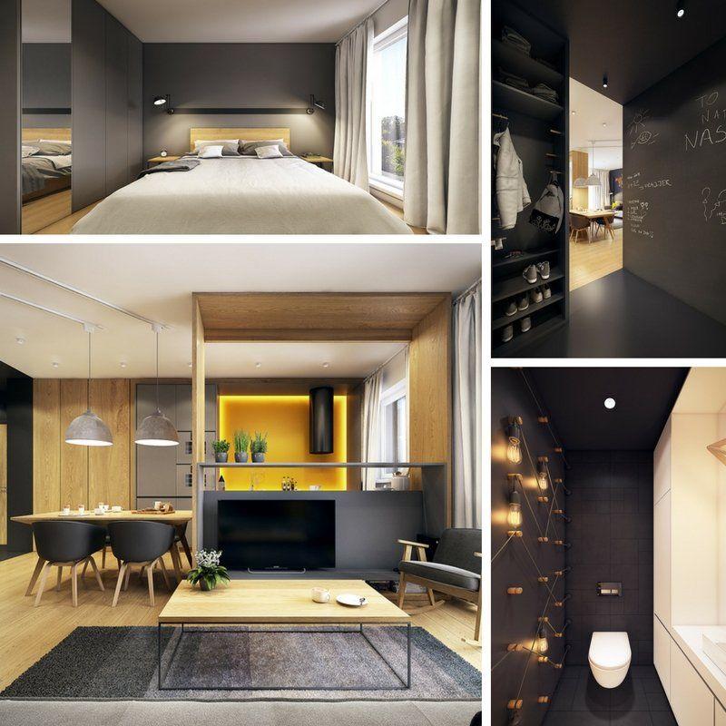 Moderne Zwei Zimmer Wohnung | Apartments