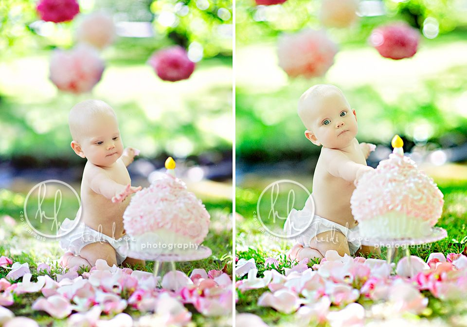 This Womans Photography Is Simply Amazing Some Great Family And - Cake smash first birthday
