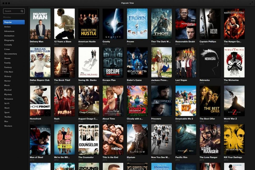 Popcorn Time makes piracy so easy, you might not realize