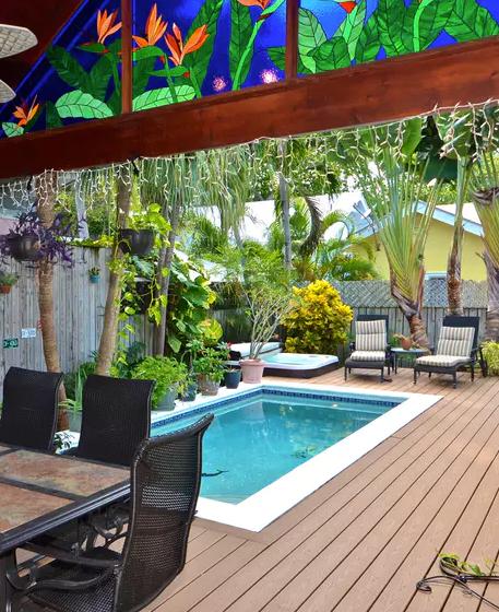 Great Egret Escape KeyWest Vacation Florida Key