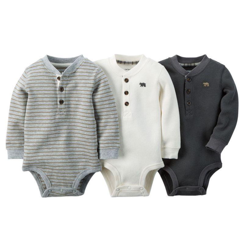 Body 3 Pack Carters 127g060 Ropa Ropa Para Ninos Varones Ropa Para Bebe Varones