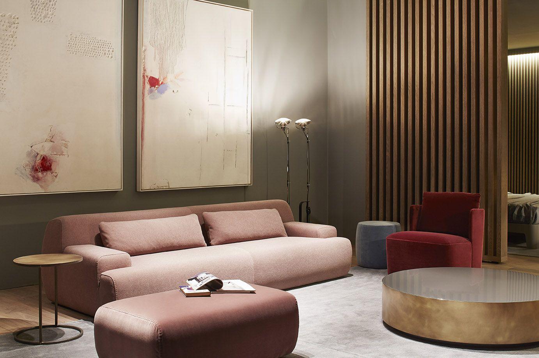 Meridiani Mobili ~ Meridiani i sofa ottoman i small armchair i belt coffee table