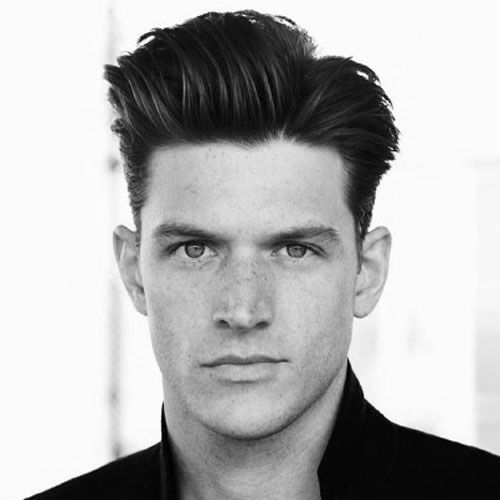 Cute Men: 25 Cute Hairstyles For Guys 2019