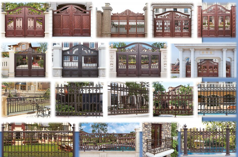 Indian house latest main gate designs amp entrance design for Latest main gate designs
