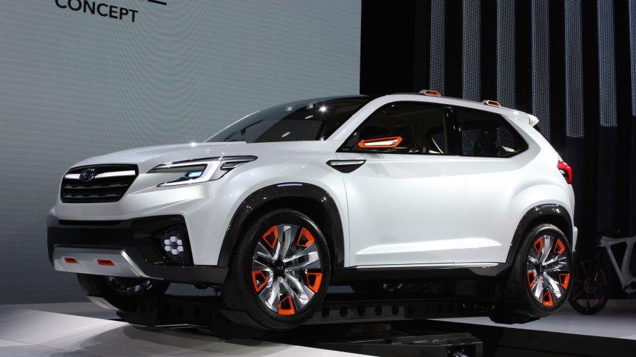 Forester Concept Subaru Crosstrek Subaru Subaru Wrx