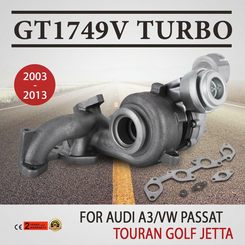 for VW Volkswagen GOLF V TDI Brand New Turbocharger 724930