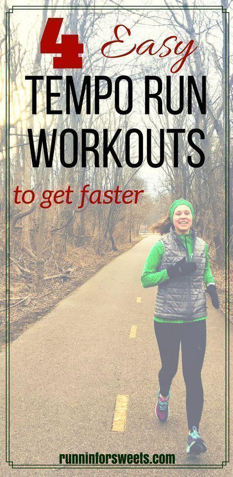 Diese Tempolauf-Workouts sind sowohl für Anfänger als auch für erfahrene Läufer eine hervorragende R...