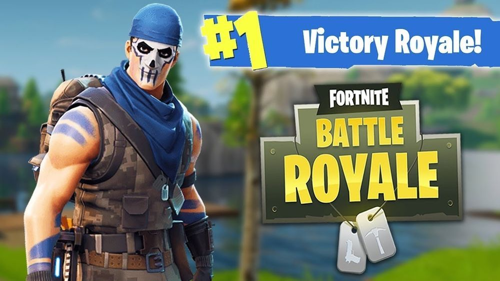 Fortnite Victory Royale GUARANTEED FAST WINS PS4 (1000+ wins