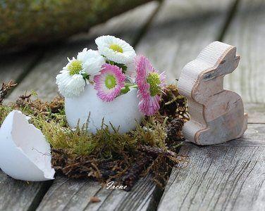 Cute Osterdeko aus der Fotomunity von Wohnen u Garten