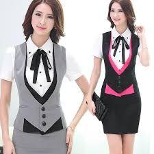Modelos vestidos ejecutivos para damas