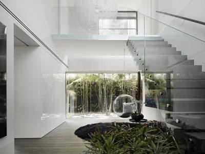 Escaleras Interiores Minimalistas Escaleras interiores, Interior