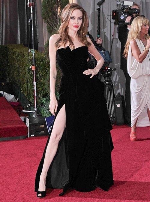 Angelina Jolie - Oscars 2012