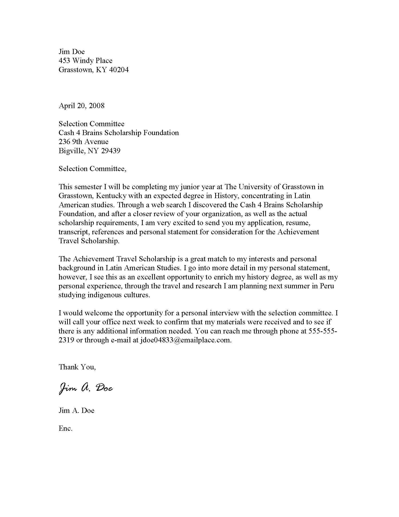 cover letter application letter  Job cover letter, Cover letter
