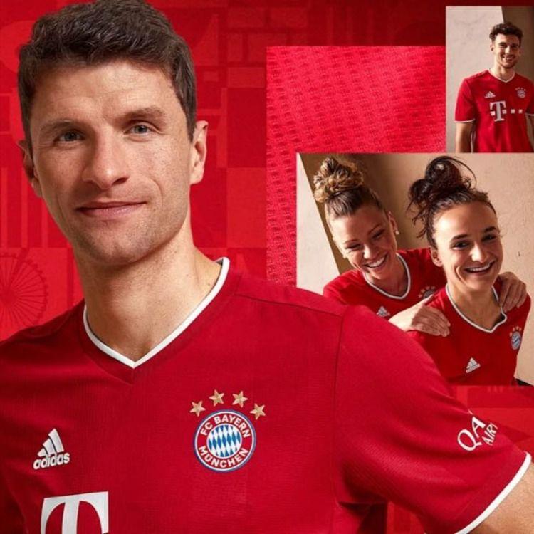 Camisa Bayern De Munique 2020 2021 Bayern De Munique Camisa Do Bayern Bayern