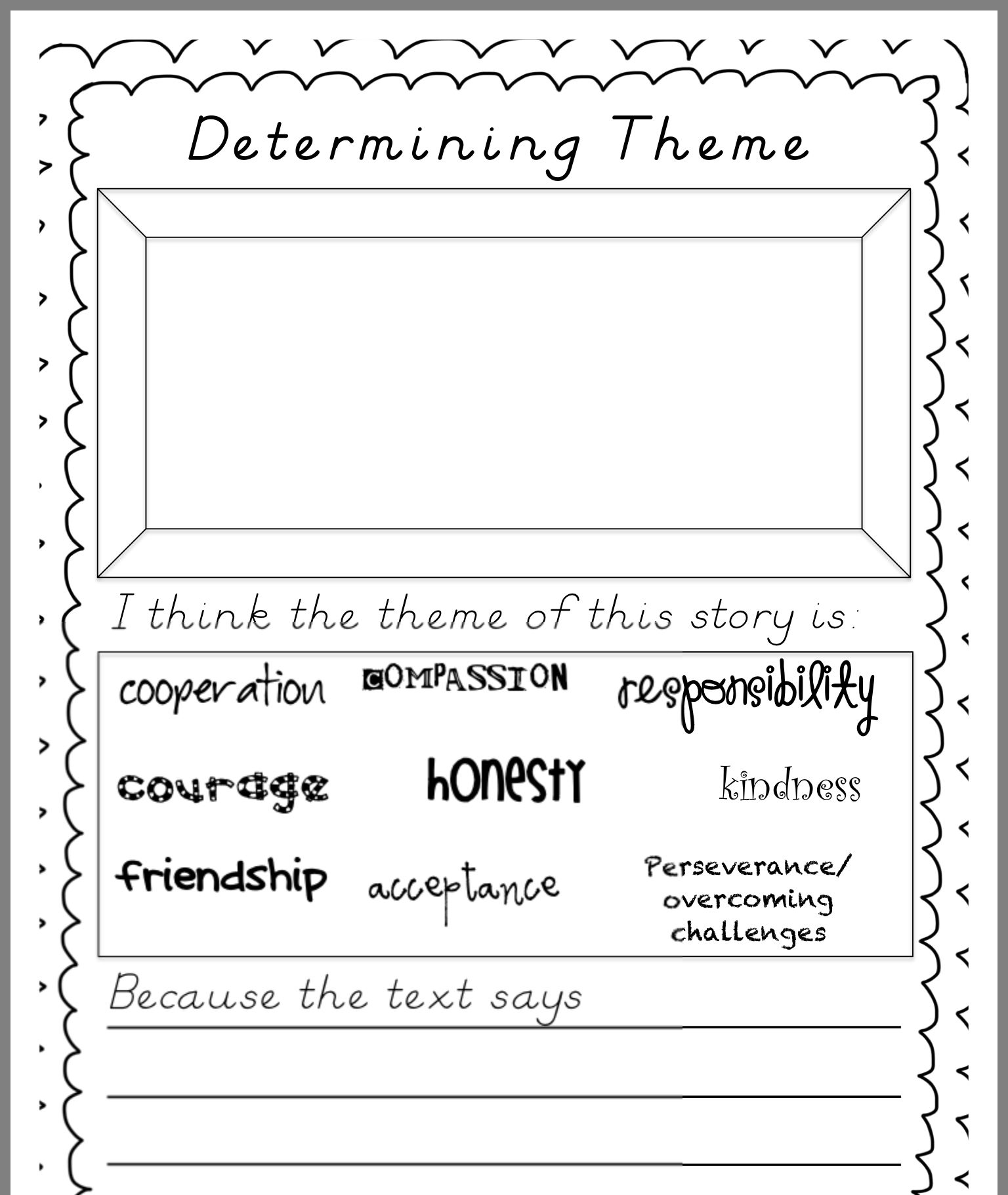 Pin By Stephanie Wiese On Theme Central Message Reading Themes Teaching Themes
